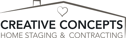 home staging creative concepts and contracting