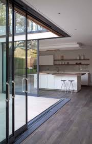 accordion doors glass best 25 glass walls ideas on pinterest glass room interior