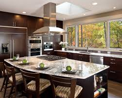 kitchen islands with stove top kitchen islands with cooktops great image of kitchen island stove