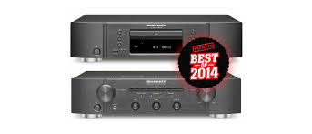 marantz pm6005 integrated amplifier and cd6005 cd player