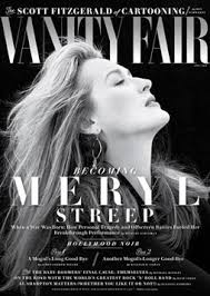 Vanity Fair Latest Issue Liz Smith Before La Streep There Was Meryl New York Social Diary