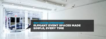 event rentals nyc nyc event space new york popup event gallery rental openhouse