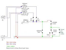 electrical what u0027s the correct fusing for a headlight relay