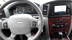 jeep grand cherokee interior 2006 jeep grand cherokee limited 4wd bright silver metallic