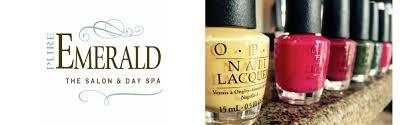 pure emerald salon and day spa a full service salon and day spa