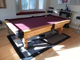 Valley Pool Table For Sale 7 Foot Pool Tables Table Designs