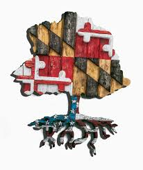 Maryland Flag Vinyl Maryland Flag Clip Art 17