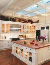 kitchens with skylights for more natural light kansas kitchens