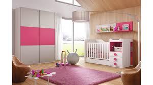 chambre enfant evolutive chambre évolutive bébé coloris fuchsia glicerio so nuit