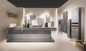 white island also granite countertop also black cabinetry with