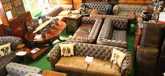 Chesterfield Sofa Showroom Chesterfield In Stock Chester Button By Gallery