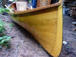 building an adirondack guideboat tupper lake adirondacks