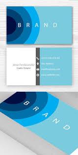 Bisness Card Design Best 25 Modern Business Cards Ideas On Pinterest Free Business