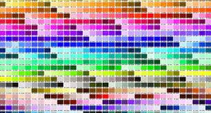 pantone colors pantone color chart