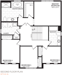 Second Empire Floor Plans with New Detached For Sale In Caledonia Avalon 36219