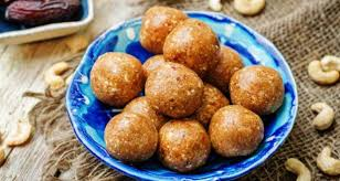 dates and cashew vegan balls recipe by plavaneeta borah ndtv food