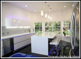 custom modern european kitchen by imagineer remodeling