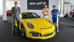 porsche gt3 malaysia porsche 911 gt3 now on sale in malaysia
