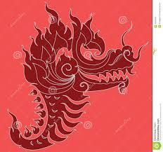 Asian Design Dragon Tattoo Design Royalty Free Stock Photography Image 32537517