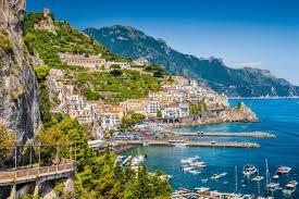 Map Of Amalfi Coast The Amalfi Coast U0026 Sorrento Peninsula Macs Adventure