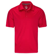 elevate s dade sleeve polo shirt