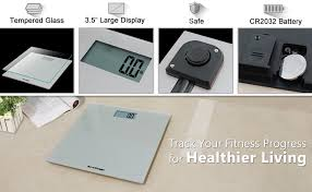 Bathroom Scale Battery Accuweight High Accuracy Digital Bathroom Scale Electronic