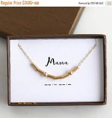 morse code necklace personalized necklace necklace morse code necklace mothers