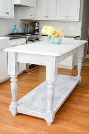 Diy White Kitchen Cabinets by White Painted Kitchen Cabinets Reveal