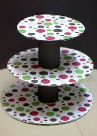 3 tier cupcake stand diy 3 tier cupcake stand artsy craftsy