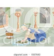 royalty free cinderella illustrations pushkin 1
