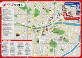 Walking Map Of New York City by When In Ireland Maps Of Dublin Ireland Excursion 2015