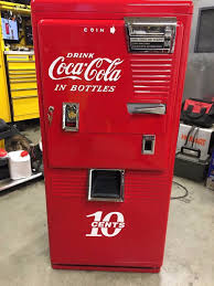 coke discount for halloween horror nights i love this candy machine from american restoration vending