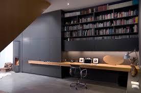 Modren Contemporary Home Office Design Cabinets For To Decor - Home desk design