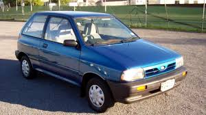 1992 ford festiva xl 1 no reserve cash4cars cash4cars sold