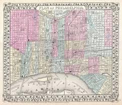 Philadelphia Pa Map File 1867 Mitchell Map Of Philadelphia Pennsylvania