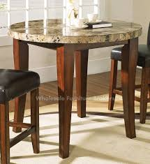 Marble Bar Table Awesome Round Bistro Table And Chairs Nice Round Bistro Table And