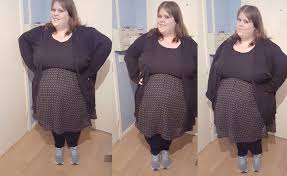 Plus Size Mermaid Leggings The Not So Secret Diary Of A Wannabe Princess New Look Inspire