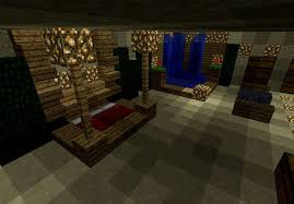 How To Make A Table In Minecraft How To Make A Modern Bedroom In Minecraft 11 Home Decoration