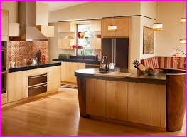 kitchen wall colors with cherry cabinets kitchen wall colors