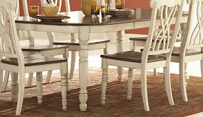 space saving with unique dining room distressed table regtangle