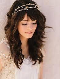 hairstyle for wedding 15 sweet wedding hairstyles for medium hair