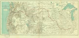 Lewis And Clark Expedition Map The West That Is Wyoming The Hebard Historic Map Collection