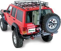 Smittybuilt Roof Rack by Garvin Industries Sport Series Roof Rack For 91 01 Jeep Cherokee