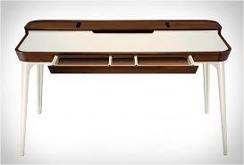 Modern Design Desk Modern Minimalist Home Office Desk Amalgamates Ergonomic Design