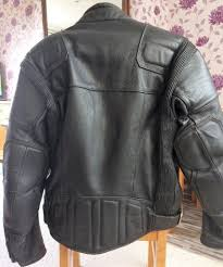 mens leather biker jacket mens leather biker jacket 44 in dewsbury west yorkshire gumtree