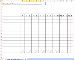 printable baseball card template baseball card template free baseball lineup card template free best