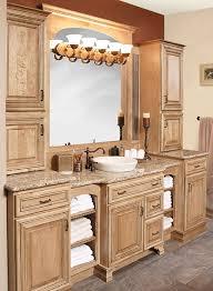 Built In Bathroom Cabinets Custom Built Bathroom Cabinets Intended For Vanity Delightful