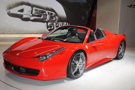 Ferrari 458 Top Speed - ferrari 458 spider technical details history photos on better