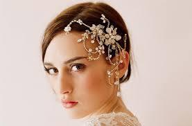 bridal hair accessories vintage luxurious vintage wedding hair