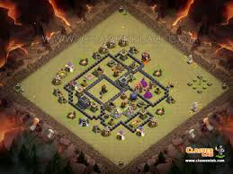 layout design th7 th7 war base 2018 townhall 7 war base epic collections